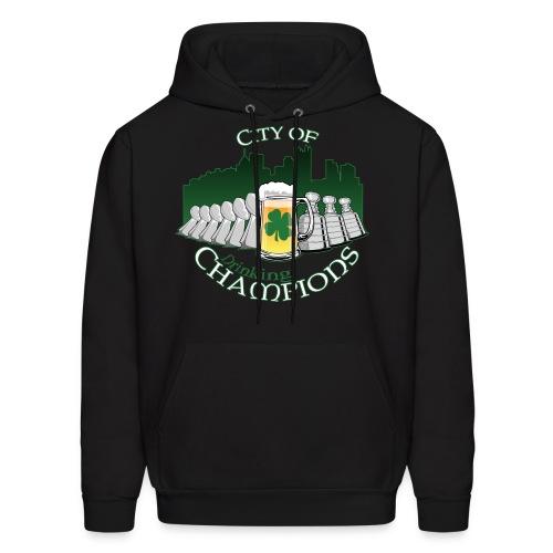 City of Drinking Champions - Pittsburgh - Men's hoodie - Men's Hoodie