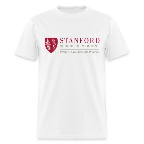 Men's Heavyweight White Stanford PCAP Tee - Men's T-Shirt
