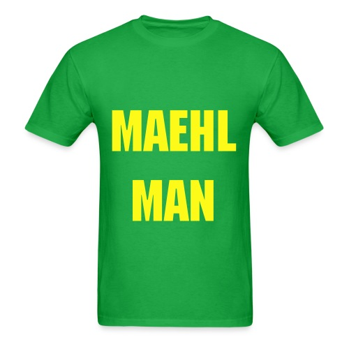 Maehl Man - Men's T-Shirt