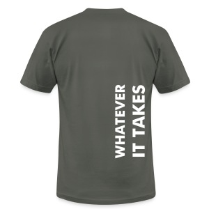Whatever it takes - Men's Fine Jersey T-Shirt