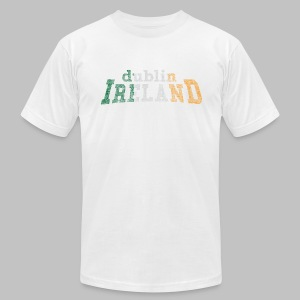 Dublin Ireland Men's American Apparel Tee - Men's Fine Jersey T-Shirt
