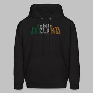Dublin Ireland Men's Hooded Sweatshirt - Men's Hoodie