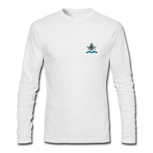 Faith, Hope and Charity (LS Tee) - Men's Long Sleeve T-Shirt by Next Level