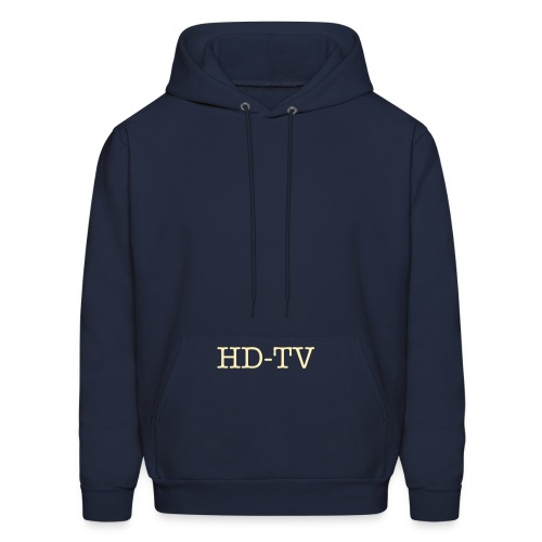 HD-TV - Men's Hoodie