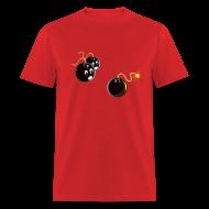 T-Shirts ~ Men's T-Shirt ~ Bomb t-shirt