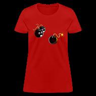 T-Shirts ~ Women's T-Shirt ~ Bomb t-shirt