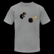 T-Shirts ~ Men's T-Shirt by American Apparel ~ Bomb t-shirt