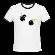 T-Shirts ~ Men's Ringer T-Shirt ~ Bomb t-shirt