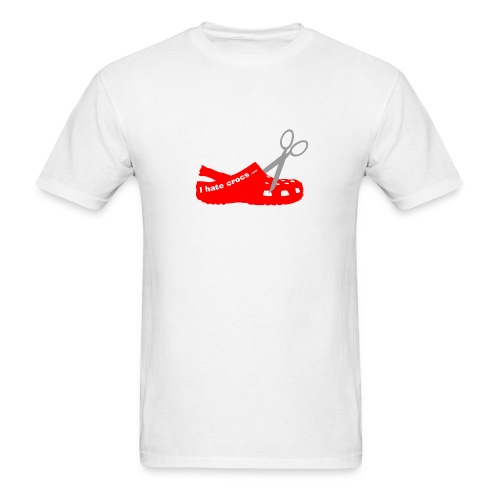 Scissor Croc Basic Tee - Men's T-Shirt