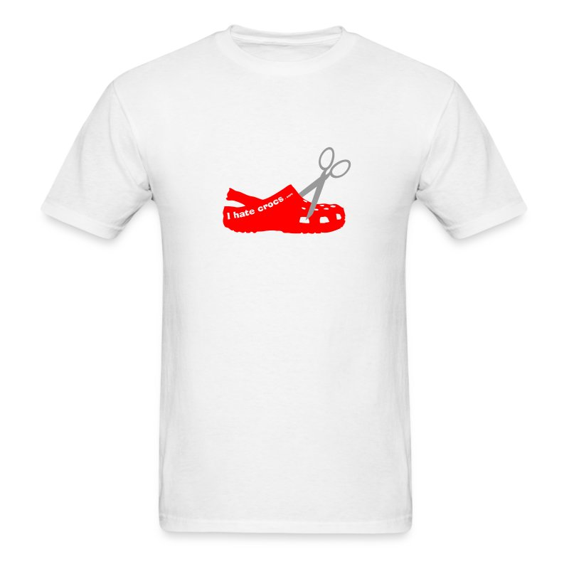 Scissor Croc Basic Tee - Men's T-Shirt