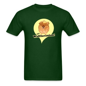Waffleranian - Men's T-Shirt