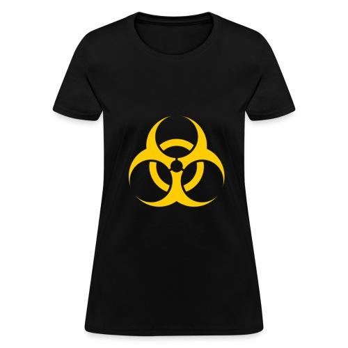 Biohazard Women's Standard Weight T-Shirt - Women's T-Shirt
