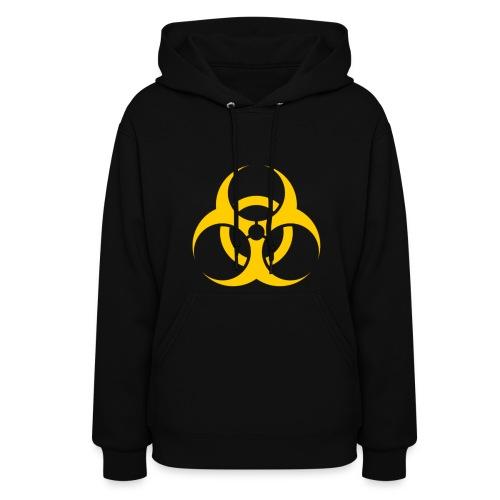 Biohazard Women's Hooded Sweatshirt - Women's Hoodie
