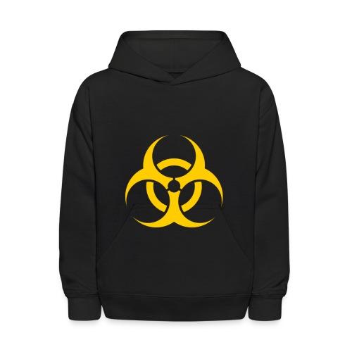 Biohazard Kid's Hooded Sweatshirt - Kids' Hoodie