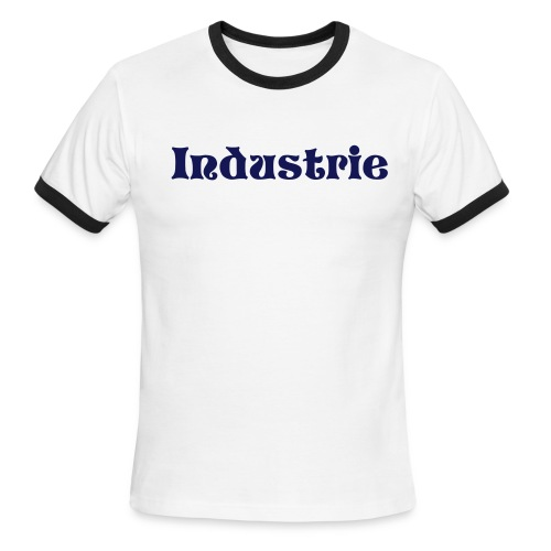 Industrie Multi-Color Tee - Men's Ringer T-Shirt