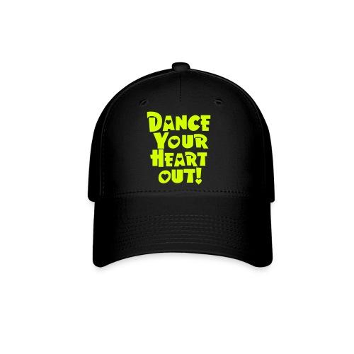 dance your heart out cap - Baseball Cap