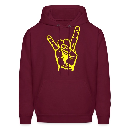 Rock On-Dunes - Men's Hoodie