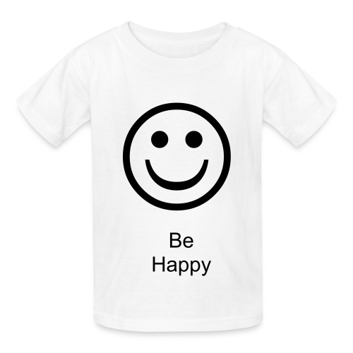 Children's White T-Shirt - Kids' T-Shirt