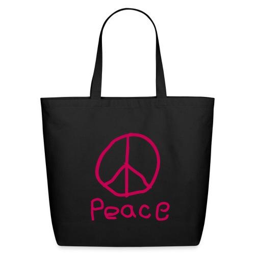 PEACE - Eco-Friendly Cotton Tote