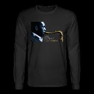 Long Sleeve Shirts ~ Men's Long Sleeve T-Shirt ~ John Coltrane - A Love Supreme 2 - Long Sleeve