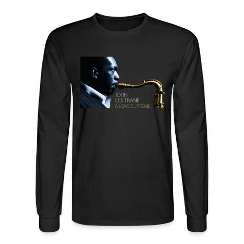 John Coltrane - A Love Supreme 2 - Long Sleeve - Men's Long Sleeve T-Shirt