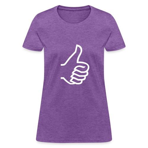 Thumbs Up - Women's T-Shirt