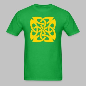 Celtic Knot Men's Standard Weight T-Shirt - Men's T-Shirt