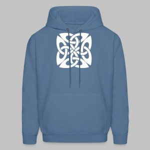 Celtic Knot Men's Hooded Sweatshirt - Men's Hoodie