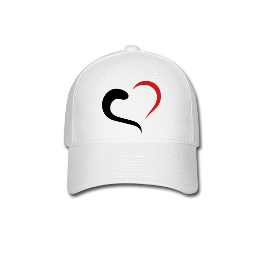 Split Heart - Baseball Cap