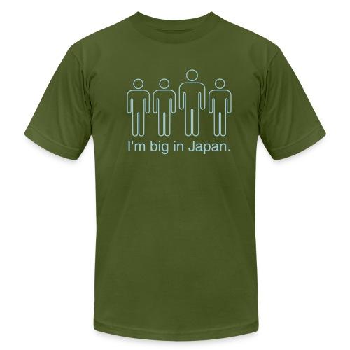 little men - Men's Fine Jersey T-Shirt