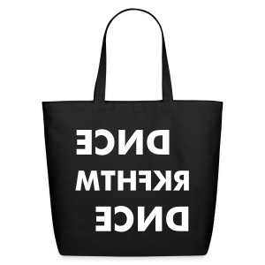 BLK DNCEMTHFKRDNCE TTE - Eco-Friendly Cotton Tote