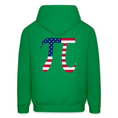 Green american pie Hoodies