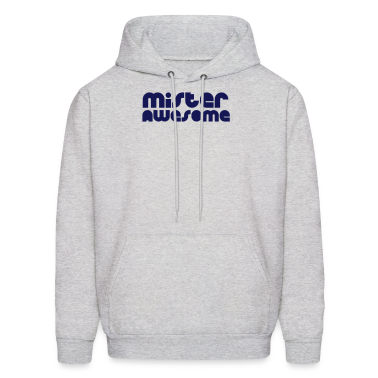 Ash  mister awesome Hoodies