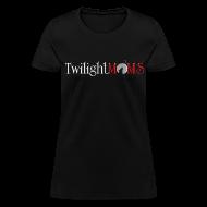 Women's T-Shirts ~ Women's T-Shirt ~ TwilightMOMS New Moon Logo T-shirt