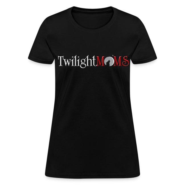 TwilightMOMS New Moon Logo T-shirt