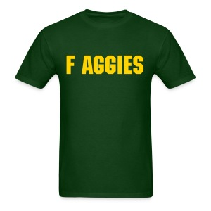 F Aggies - Men's - Men's T-Shirt