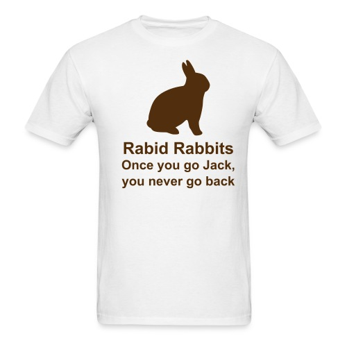RRJack AdShirt - Men's T-Shirt