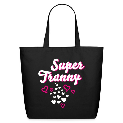 Super Tranny Cotton Tote - Eco-Friendly Cotton Tote