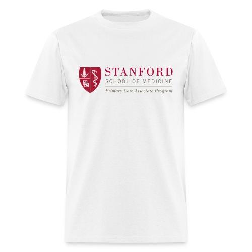 Men's Standard Weight White Stanford PCAP Tee - Men's T-Shirt