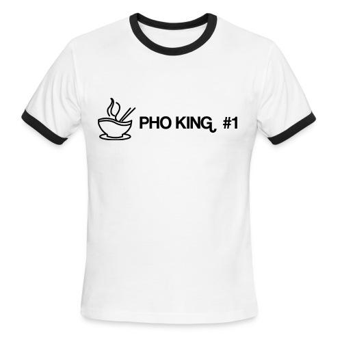 Pho King #1 - Men's Ringer T-Shirt