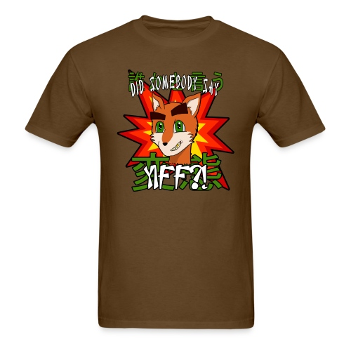 Glabnak Yiff Tee - Men's T-Shirt