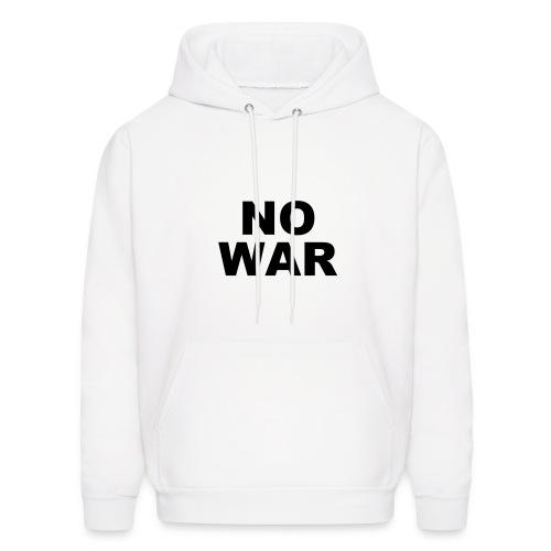 no war - Men's Hoodie