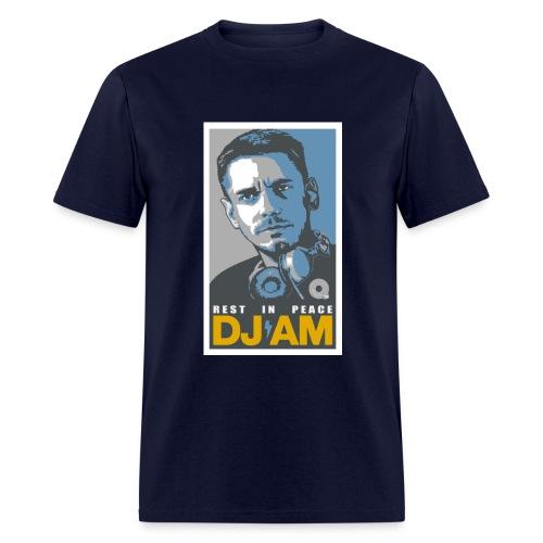 RIP DJ AM - Men's T-Shirt