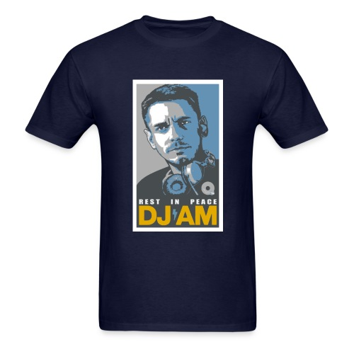 RIP DJ AM - Men's T-Shirt