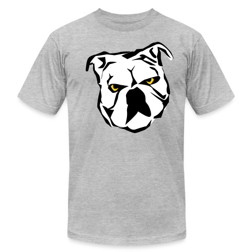 bull dog - Men's  Jersey T-Shirt