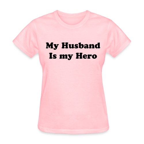 Navy Wifey  - Women's T-Shirt
