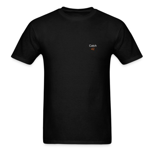 Catch42 (No quote on back) - Men's T-Shirt