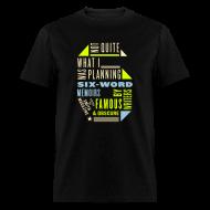 T-Shirts ~ Men's T-Shirt ~ Men's Six Memoir Tee