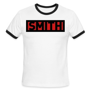 Men's Smith Tee Logo Shirt - Men's Ringer T-Shirt