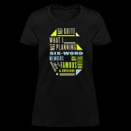 T-Shirts ~ Women's T-Shirt ~ Ladies Six Memoir Tee